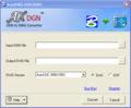 AutoDWG DGN to DWG Converter 2009.09 1