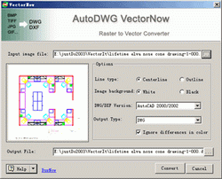 VectorNow Raster to Vector Converter 09 Screenshot
