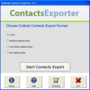 Outlook Contacts to vCard 1