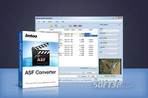 ImTOO ASF Converter Screenshot 2