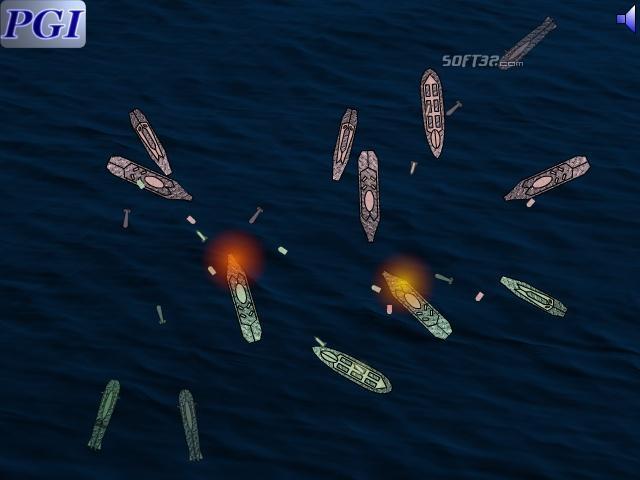 Torpedo Submarine Battles Screenshot 2