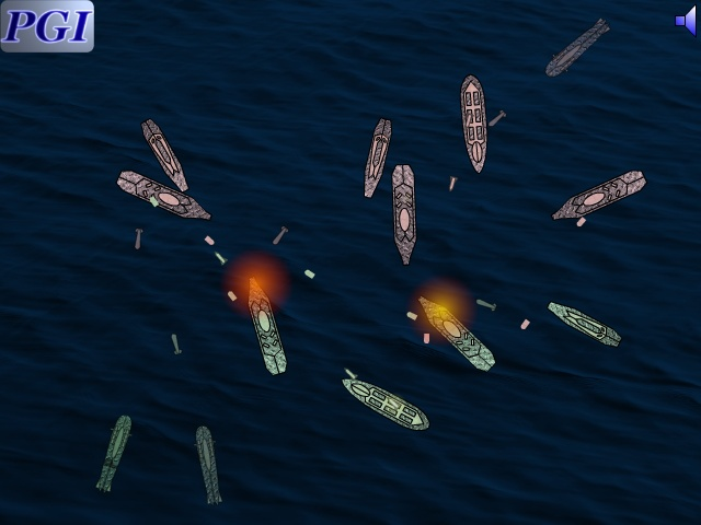 Torpedo Submarine Battles Screenshot