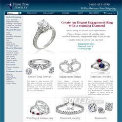 Titanium wedding bands Screenshot 1