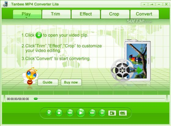Video to MP4 Converter Lite Screenshot 1