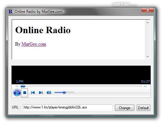 Online Radio Screenshot 2