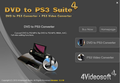 4Videosoft DVD to PS3 Suite 1