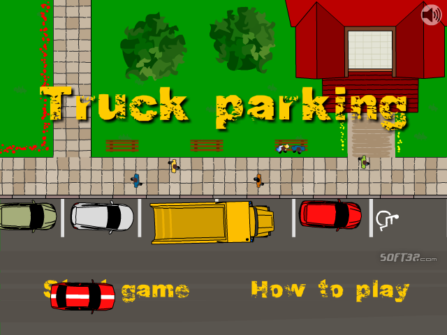Truck Parking Screenshot 3