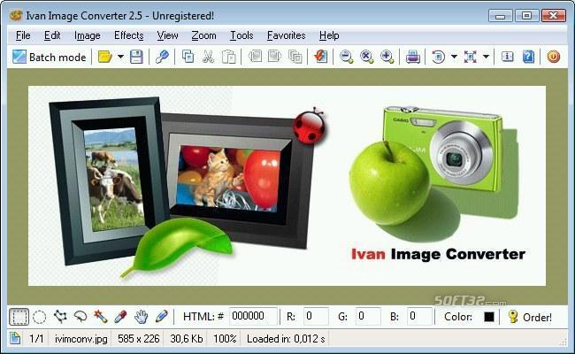 Ivan Image Converter Screenshot 3