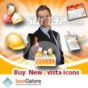 !!!Vista Navigation Icons Screenshot 3