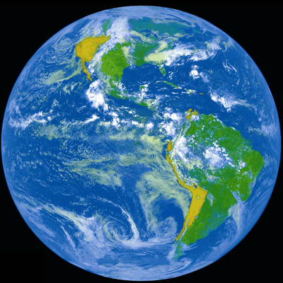earthscreensavermac Screenshot
