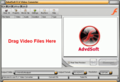 AdvdSoft FLV Video Converter 1