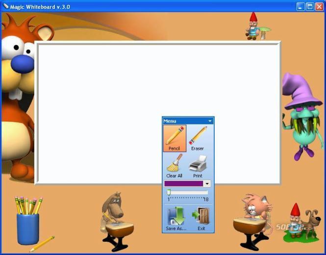Magic Whiteboard Screenshot 2