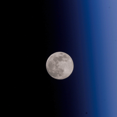 moonscreensaver Screenshot