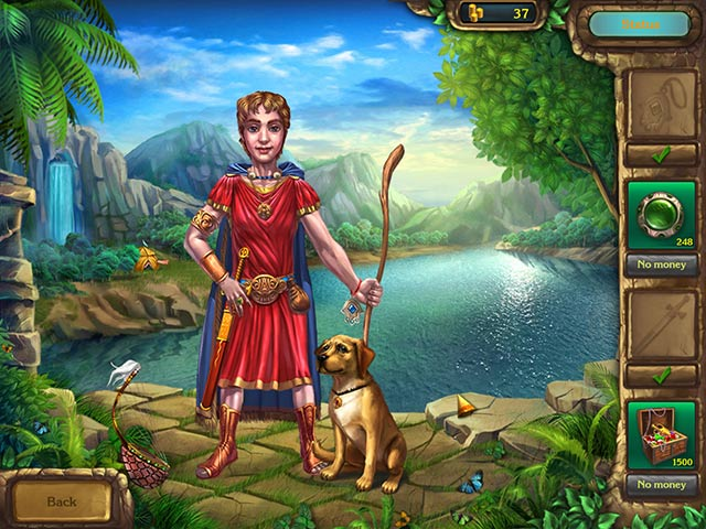 Romance Of Rome for Mac OS X Screenshot 1