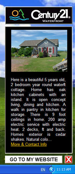 PEI Real Estate Messenger Screenshot 3