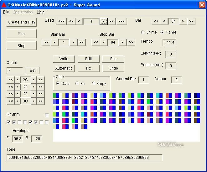 Super Sound Light Screenshot 2