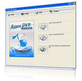 Audio DVD Maker Screenshot 1