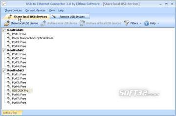 USB to Ethernet Screenshot 3