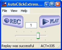 AutoClickExtreme Screenshot 2