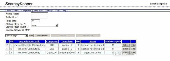 SecrecyKeeper Screenshot 3