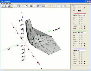 XYZ Data Viewer Screenshot