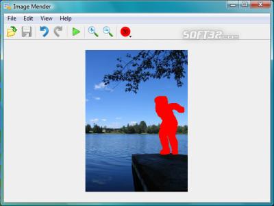 Image Mender for Mac Screenshot