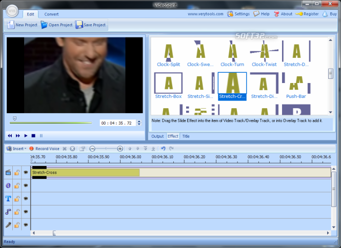 VideoSpirit Pro Screenshot 4