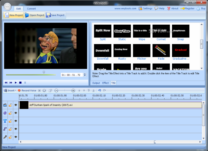 VideoSpirit Pro Screenshot 5