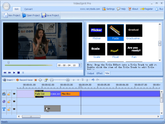 VideoSpirit Pro Screenshot 1