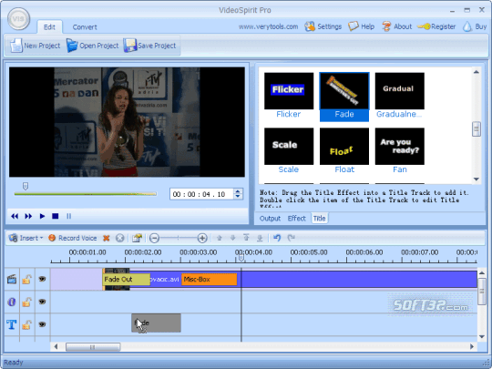 VideoSpirit Pro Screenshot 2