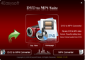 4Easysoft DVD to MP4 Suite 1