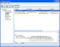 Total Outlook Converter Screenshot 2