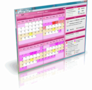 ACIO Ovulation Calendar 1