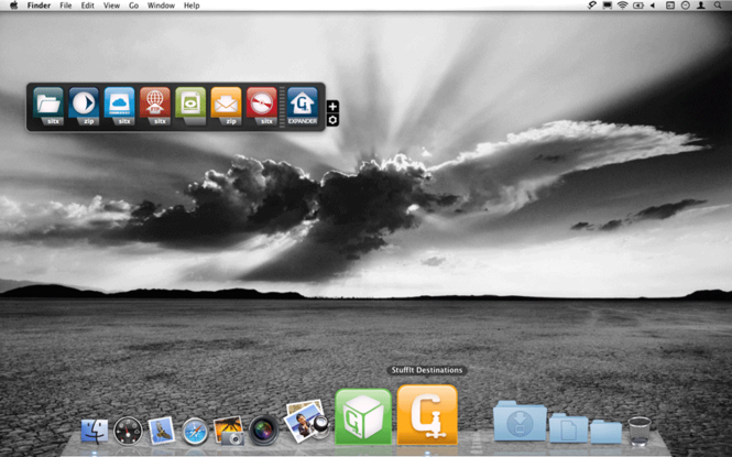 StuffIt for Mac Screenshot
