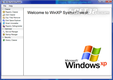 WinXp SystemTweak Screenshot 1