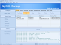 MySQL Backup 1