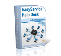 EasyService Help Desk Screenshot