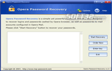 Opera Password Recovery Screenshot 3