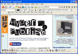 Hyper Publish PRO Screenshot