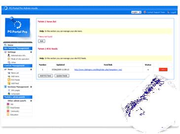 PG Portal Pro Screenshot