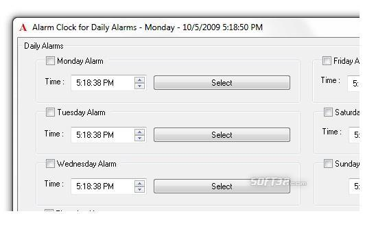 Alarm Clock for Daily Alarms Screenshot 2