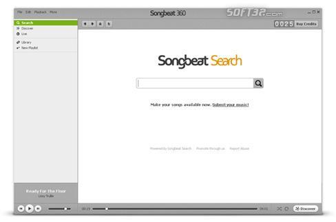 Songbeat 360 Screenshot 1
