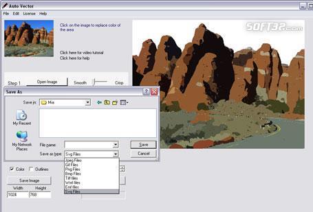 Auto Vector Screenshot 2