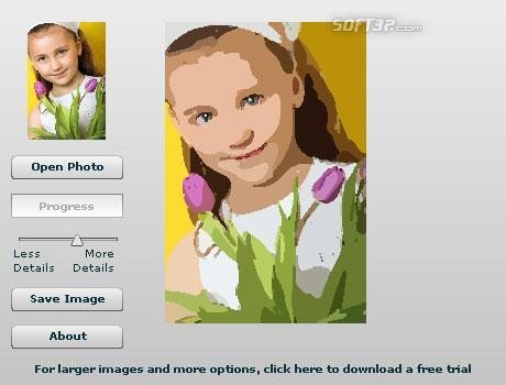 Photo to Cartoon Online Screenshot 2