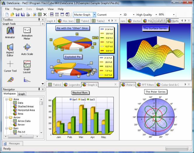 DataScene Lite Screenshot 2
