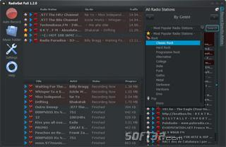 GetRadio Basic Screenshot 2