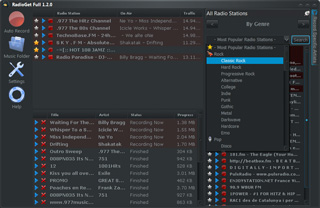 GetRadio Basic Screenshot