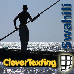 CleverTexting Swahili Screenshot