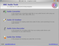 NNC Audio Tools Package 1