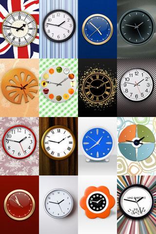 PerfectClock for iPhone Screenshot
